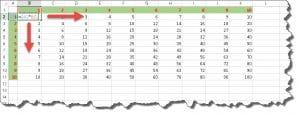 referencias fórmulas Excel uso