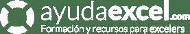 Logo AE blanco